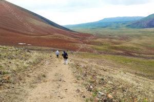 Վերելք Աժդահակ լեռ