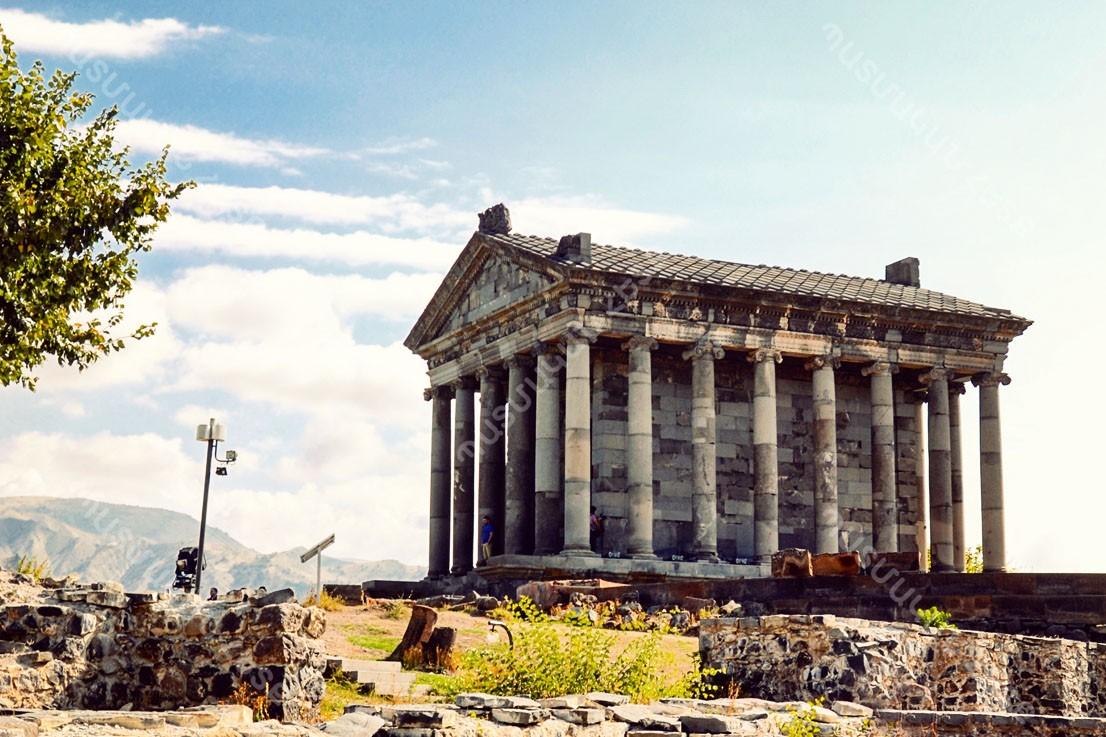 Գառնու հեթանոսական տաճար