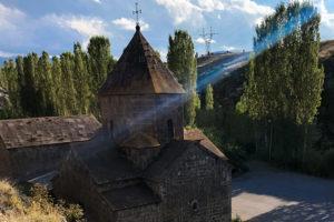 Վանեվան Վանք , Մակինյանց Վանք