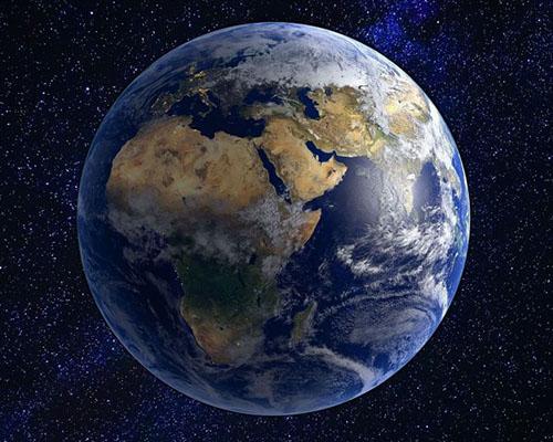 Երկիր մոլորակ