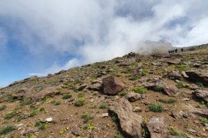 Վերելք Արագած լեռ ( Հարավային գագաթ )