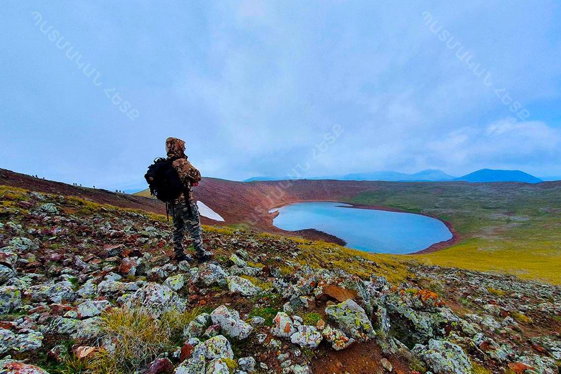Աժդահակ լեռ 3597մ