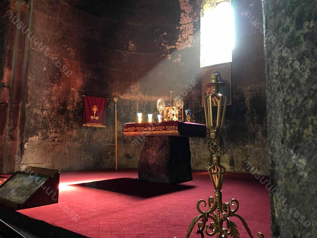 Եղիպատրուշ Եկեղեցի