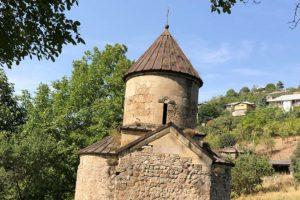 Ծռվիզ եկեղեցի, Մորո Ձորո վանք