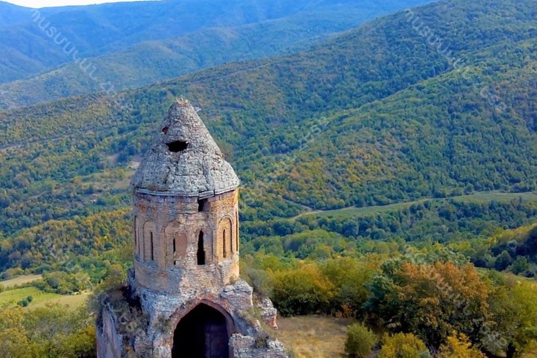 Սրվեղի Վանք