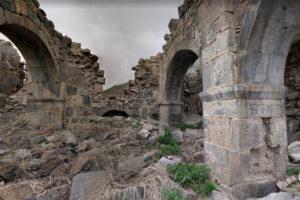 Hermon Monastery Հերմոնի վանք